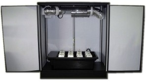 Stealth Hydroponic Grow Cabinet
