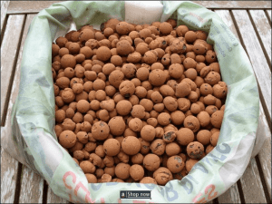 hydroponics expanded clay pellets