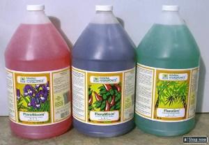 Flora Bloom Hydroponics Nutrients