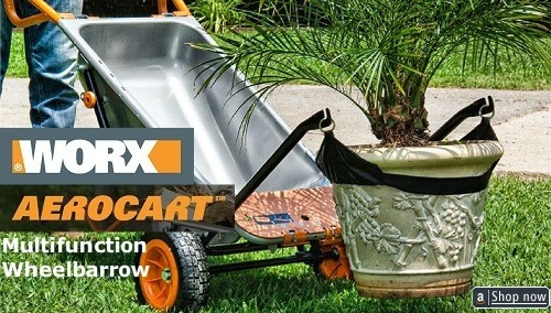 Aerocart Multifunction Wheelbarrow