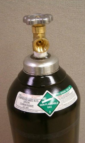 Carbon Dioxide Gas Tank