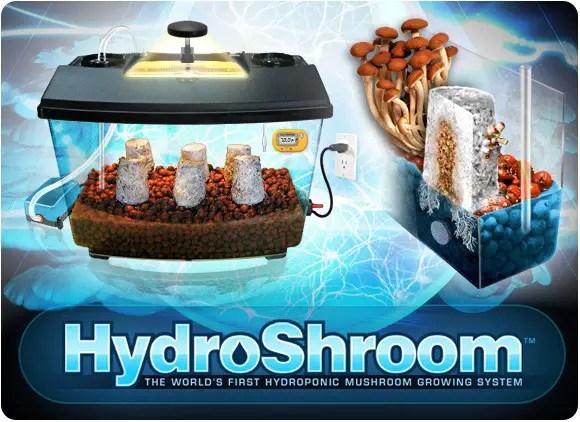 Mushroom Growing Systems Kit