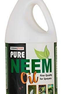 Chipku -Pure Cold pressed , Water soluble neem oil for Spray on plants and garden (1 Ltr)