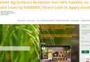 Profitable Agriculture Business: Get 36% Subsidy on Rs 20 Lakh Loan by NABARD; Direct Link to Apply Inside