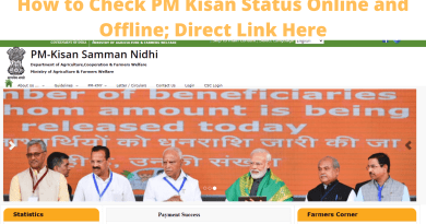 How to Check PM Kisan Status Online and Offline; Direct Link Here