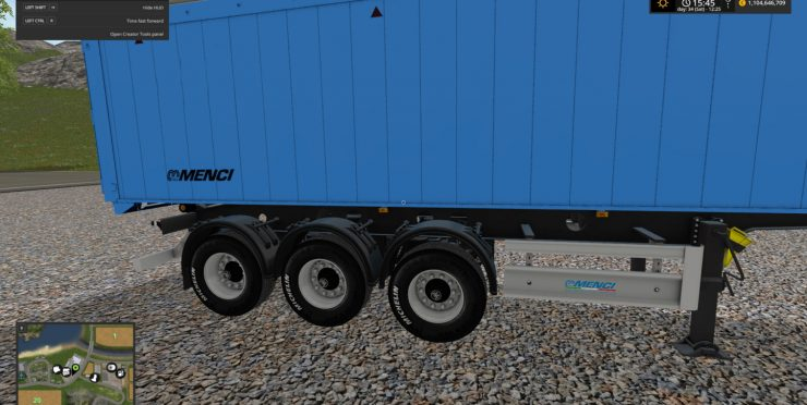 Semi Trailer Farming Simulator 17