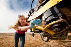 Farming injuries