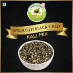 SPROUTED BLACK URAD KALI MIX / ULUNDHU KALI MIX