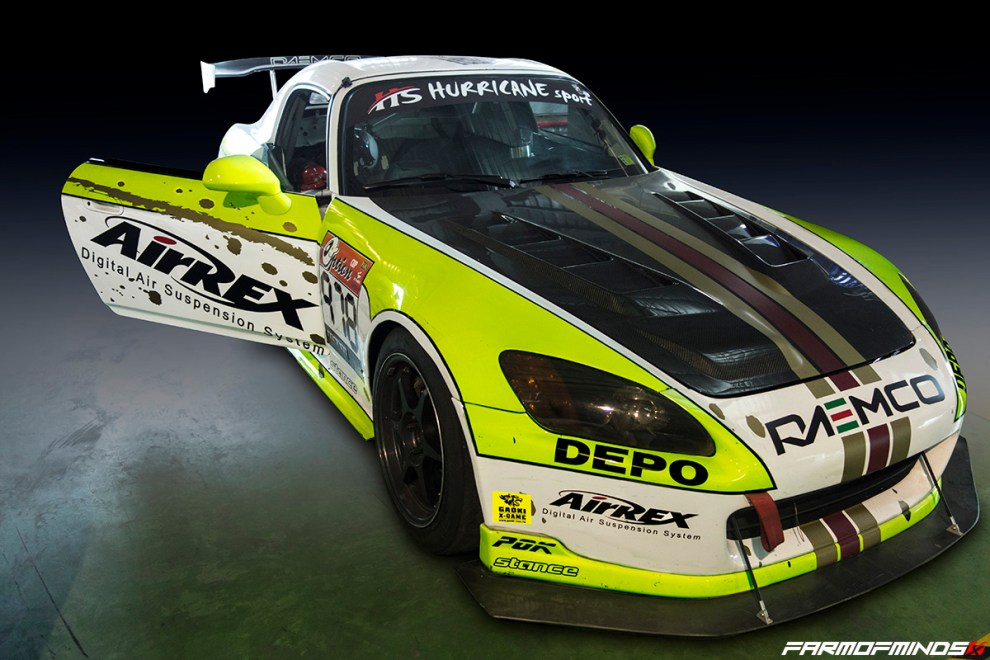 Honda S2000 race car (7)