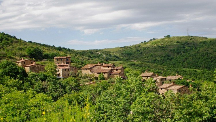 agriturismo farmstay in Umbria, Italy