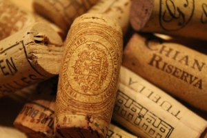 wine & champagne bottle corks
