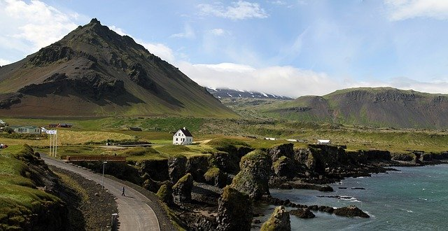 icelandic farming village