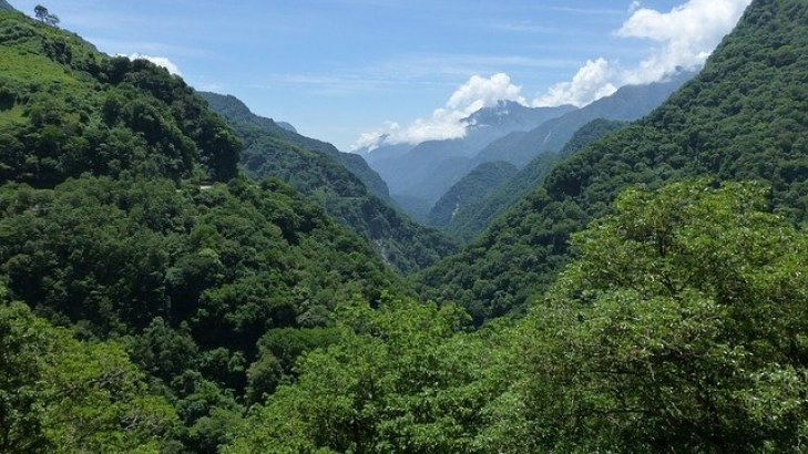 Taroko National Park, Hualien, Taiwan