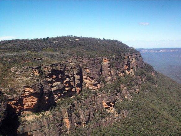 Mountain Views at Barrington Tops, NSW.