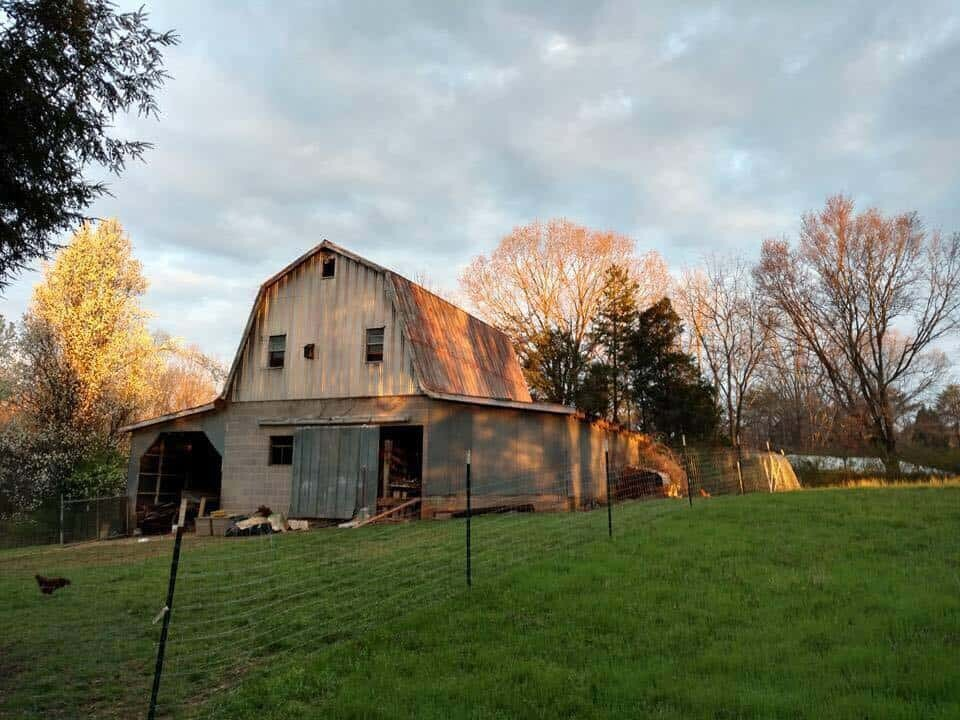 Our New Farmstead