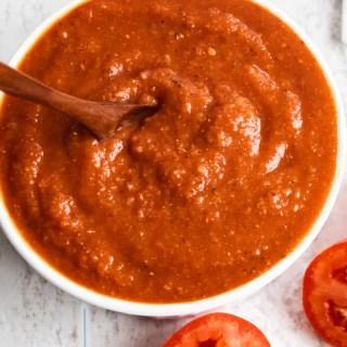Paleo & Whole30 Ketchup – Homemade Ketchup