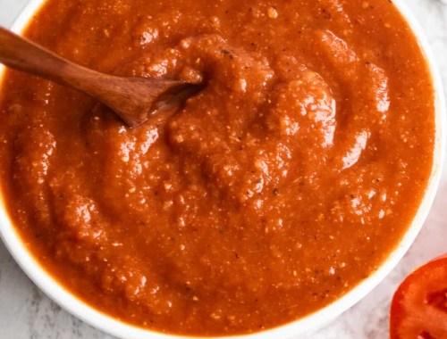 Paleo and Whole30 Ketchup - Homemade Ketchup