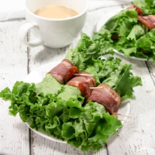 Paleo and Whole30 BLT Breakfast Wraps – Paleo, Egg-Free
