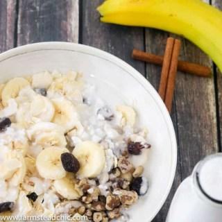 Paleo Breakfast Bowls (Whole30 Ingredients) Vegetarian, Vegan