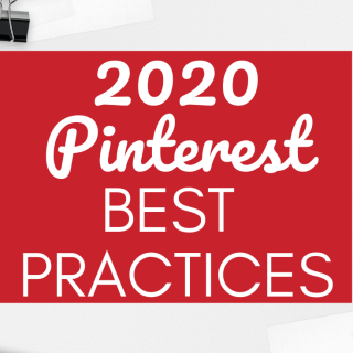 2020 Pinterest Best Practices – How to Get Compliant