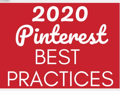 2020 Pinterest Best Practices - How to Get Compliant