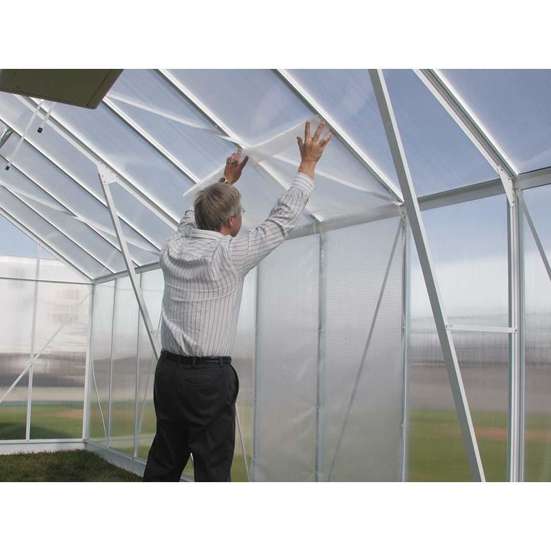 Tekfoil Clear Bubble Greenhouse Insulation 6 Wide Farmtek