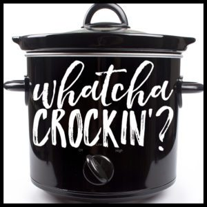 Whatcha Crockin Logo