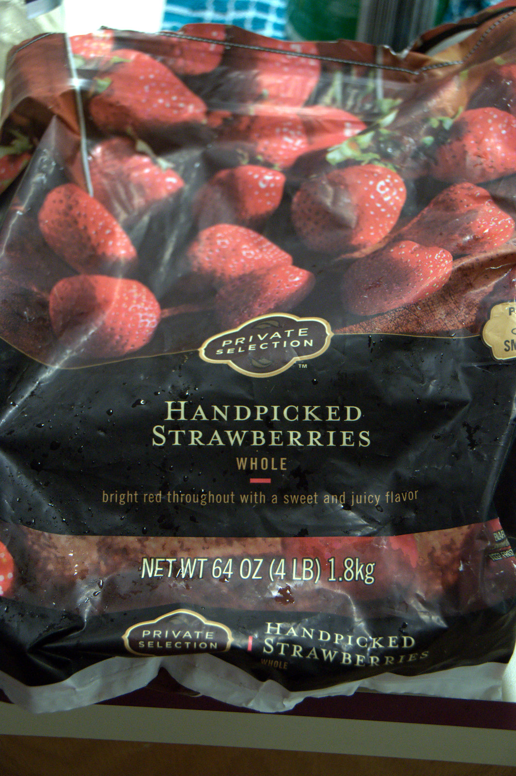It is essential to have frozen strawberries on hand for whenever you need to make an easy frozen strawberry margarita.