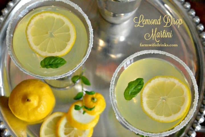 A great Lemon Drop Martini is sweet and tart with lots of lemony flavors. The addition of limoncello helps make this lemon drop martini recipe perfect.