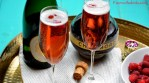 The combination of champagne and Chambord in this French Mimosa will fancy up your morning brunch or be a perfect pre-dinner cocktail.