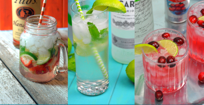 Low-Carb Cocktails and Keto Drinks
