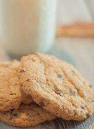 Farmgirl Chocolate Chippers-oatmeal and chocolate chips cookies