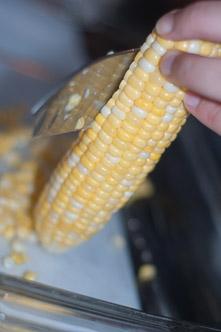 Freezing Sweet Corn-6