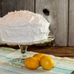 Lemon Drop Pudding Cake