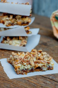 Classic Seven Layer Bars - simple easy delicious snack or dessert #recipe #dessert #snack