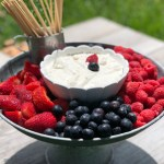 Creamy Coconut Fruit Dip