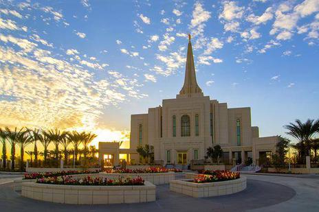 Iglesia comienza a utilizar tercera nueva película para la instrucción en el templo