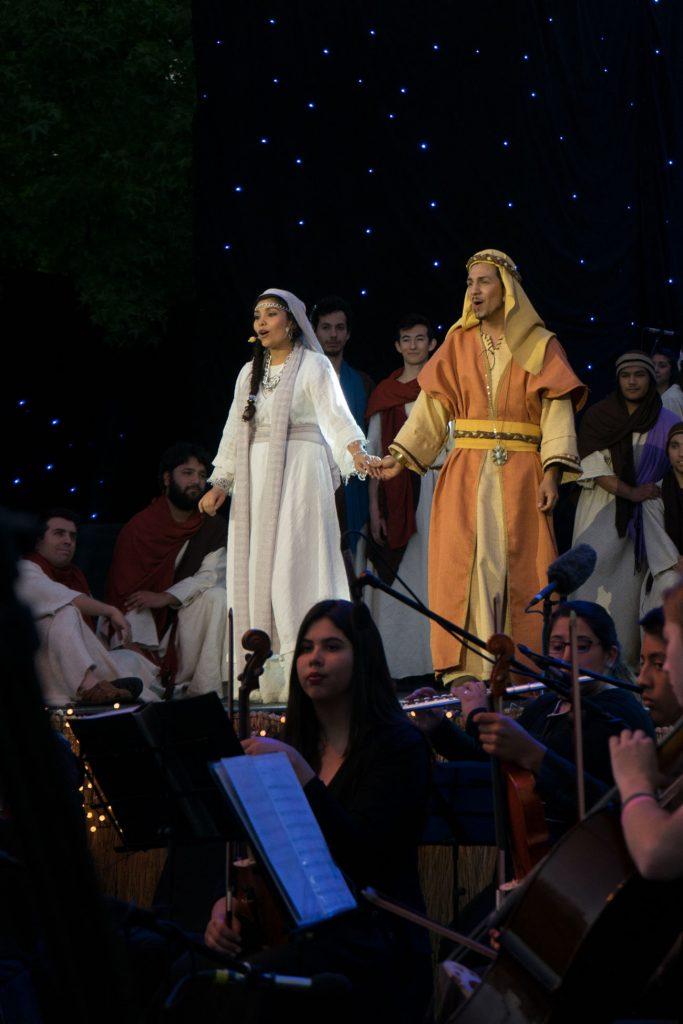 Evento de Navidad del Área Sudamérica Sur | El Faro Mormón, Raúl Parra.