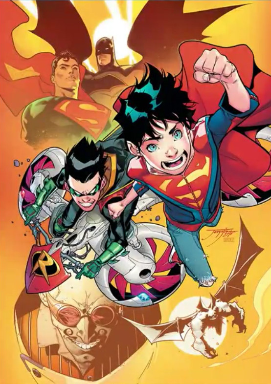 Rebirth: O renascimento da DC Comics - Supersons