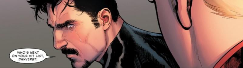 Guerra Civil 2 #3: Mais uma morte importante em Guerra Civil II - Hulk morre em Guerra Civil II