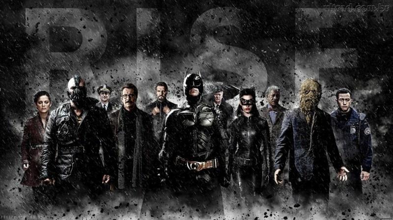 Batman - O Cavaleiro das Trevas Ressurge - Blog Farofeiros