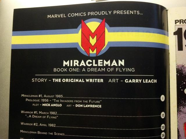 Alan Moore fazendo besteira - Miracleman - Marvel Comics - Blog Farofeiros