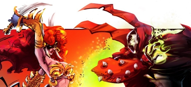 Angela, de Spawn, na Marvel