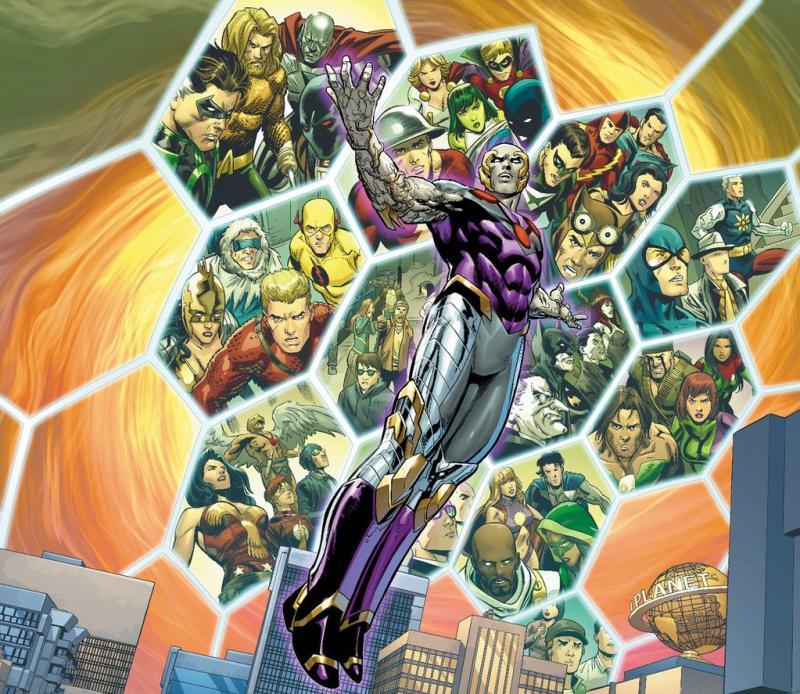 DC Comics apresenta Convergência - Blog Farofeiros