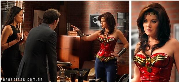 Lois Lane de Mulher Maravilha