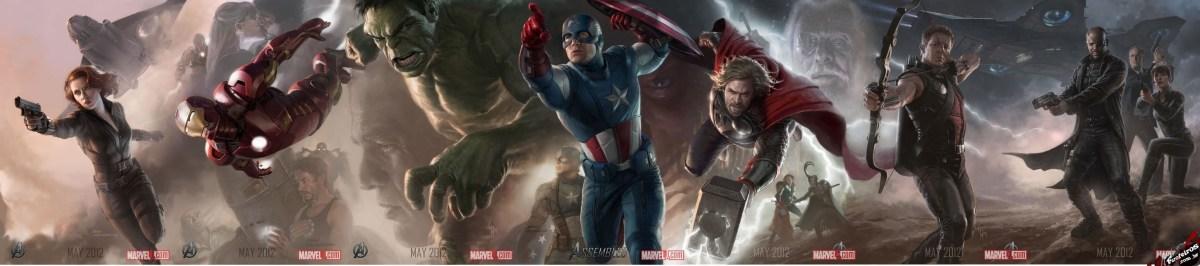 Os Vingadores (2012) - Blog Farofeiros