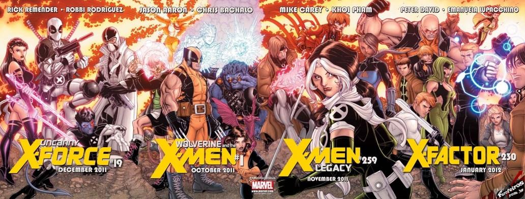 X-Men Cisma - pancadaria entre Wolverine e Ciclope - Blog Farofeiros