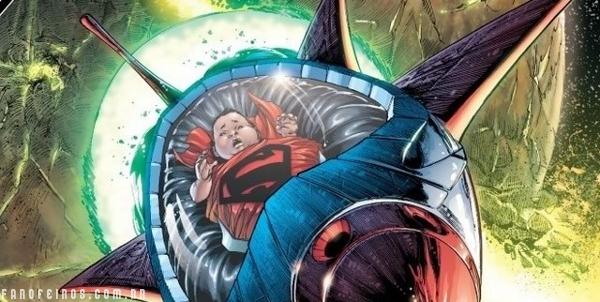 Action Comics #5: preview mostra a nova origem de Superman