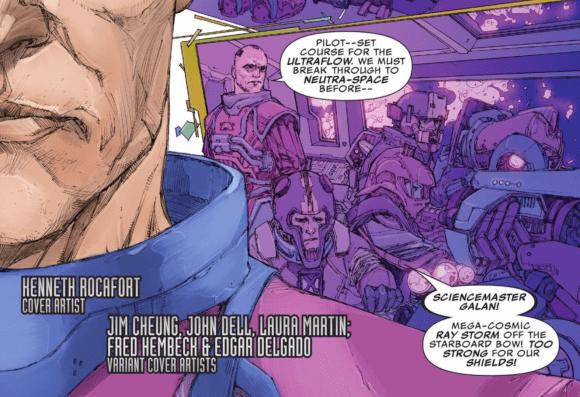 Conheça o Galactus pós Guerras Secretas