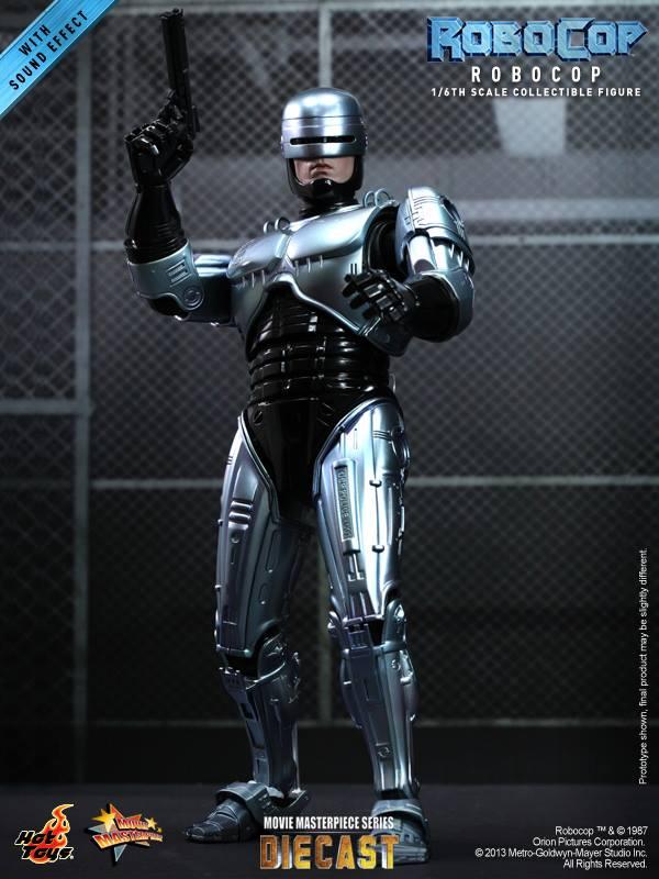 RoboCop da Hot Toys